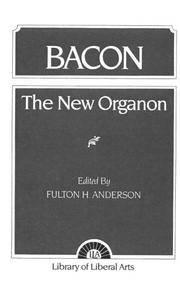 francis bacon new organon text