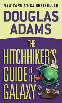 image of The Hitchhiker's Guide to the Galaxy [Mass Market Paperback] Adams, Douglas