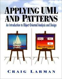 image of Applying UML and Patterns