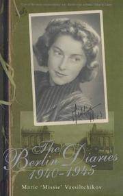 image of Berlin Diaries 1940-1945