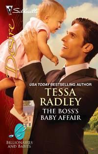 The Boss's Baby Affair (Silhouette Desire)