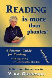 READING is more than phonics!