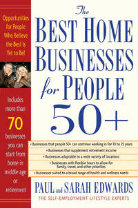 The Best Home Businesses for People 50+
