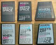 When Space Meets Art/When Art Meets Space: Spatial, Structural and Graphic Design for Event and...