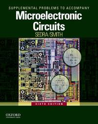MICROELECTRONIC CIRCUITS-SUPP.