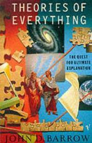 image of Theories Of Everything The Quest for Ultimate Explanation