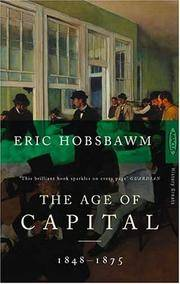 The Age of Capital 1848-75