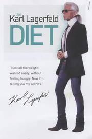 The Karl Lagerfeld Diet