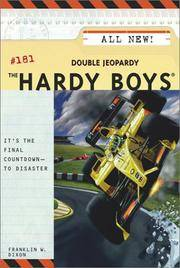 The Hardy Boys #181 Double Jeopardy