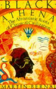 image of Black Athena: The Afroasiatic Roots of Classical Civilization (Vol 1)