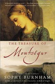 TREASURE OF MONTSEGUR: A Novel of the Cathars by SOPHY BURNHAM - Paperback - from Montclair Book Center (SKU: IM493950)