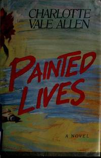 Painted Lives (G K Hall Large Print Book Series)