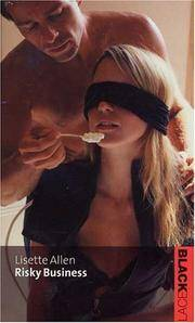 image of Risky Business (Black Lace Series)