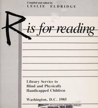R IS FOR READING