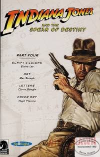 Indiana Jones and the Spear of Destiny, Volume 4