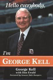 Hello Everybody, I'm George Kell *SIGNED