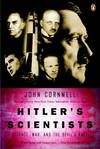 image of Hitler's Scientists: Science, War, and the Devil's Pact