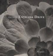 image of Jim Dine: Entrada Drive