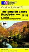 image of The English Lakes: North Eastern Area (Outdoor Leisure Maps)