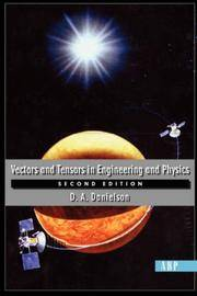 Vectors And Tensors In Engineering And Physics.