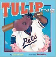 Tulip at the Bat