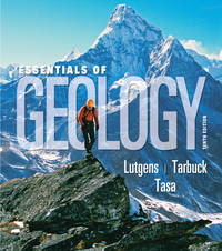 image of Essentials of Geology, Books a la Carte Edition (10th Edition)