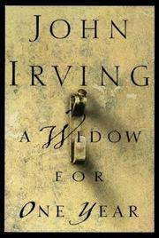 image of A WIDOW FOR ONE YEAR  A NOVEL