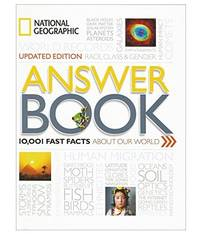 Answer Book,10001 Fast Facts About our World (First Edition,2016) [Hardcover] [Jan 01, 2017]...