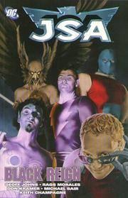 JSA : Black Reign - VOL 08 (Graphic Novels) )