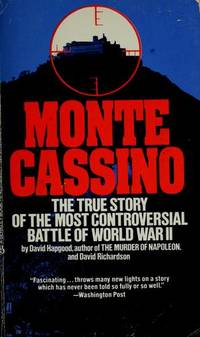 Monte Cassino by  D.; Richards Hapgood - Paperback - from JR Books (SKU: 17094)