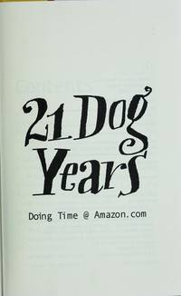 21 Dog Years:doing time @ amazon.com