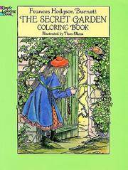 The Secret Garden Coloring Book by  Frances Hodgson Burnett - Paperback - from Mediaoutletdeal1 and Biblio.com