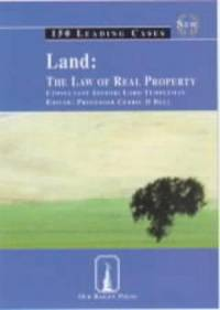 image of Land: Casebook: The Law of Real Property (Old Bailey Press Leading Cases)