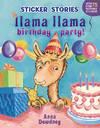 image of Llama Llama Birthday Party!
