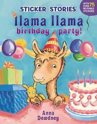 Llama Llama, Birthday Party