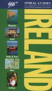 AAA Spiral Ireland (AAA Spiral Guides)