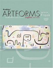 image of Prebles' Artforms: An Introduction to the Visual Arts, 8th Edition