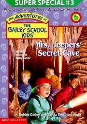 Mrs Jeepers' Secret Cave