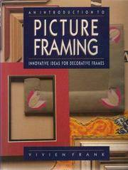 An Introduction to Picture Framing