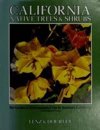 California Native Trees and Shrubs