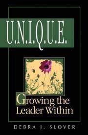 U.N.I.Q.U.E.: Growing the Leader Within