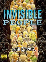 image of Invisible People (Will Eisner Library)