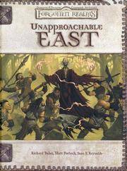 Unapproachable East by  Sean K  Matt; Reynolds - Hardcover - 2003 - from Williams Books and Biblio.com