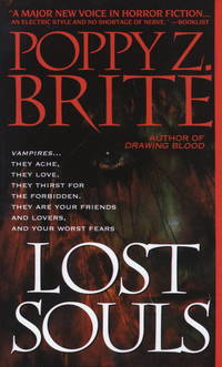image of Lost Souls ---by Poppy Z Brite -a Signed Copy