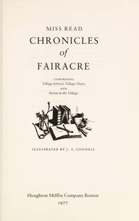 Chronicles Of Fairacre