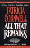 image of All That Remains (Kay Scarpetta Mysteries)
