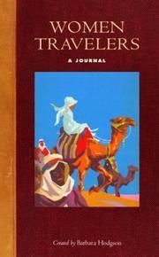 Women Travellers : A Journal