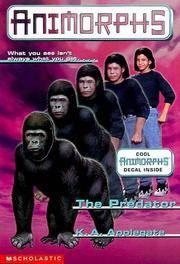 The Predator (Animorphs, No. 5)