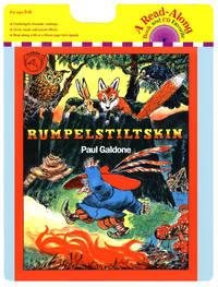 image of Rumpelstiltskin Book_CD (Read Along Book_CD)