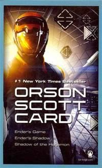 image of Ender's Game (Movie Tie-In) Boxed Set I: Ender's Game, Ender's Shadow, Shadow of the Hegemon (Ender Universe)